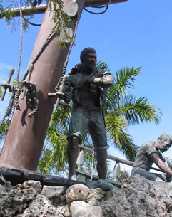 Wreckers Memorial, Key West